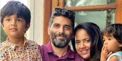 After Sameera Reddy, Her Family Including Husband And Children Test Positive For COVID-19
