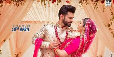 Rahul Vaidya And Disha Parmar Share Poster Of Their 'Wedding Love Song' Madhanya; Announce The Release Date