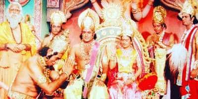 Ramayan Makes A Comeback On TV Again After Shoots Are Halted In Mumbai
