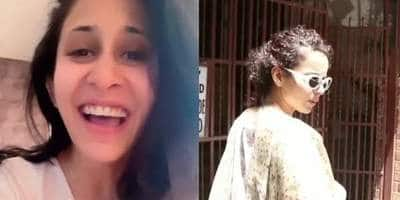 Kishwer Merchantt Slams Kangana Ranaut For Not Wearing A Mask, Latter's Fans Counter By Saying She Has 4 National Awards