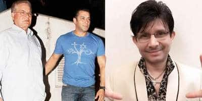 After Salman Khan Files Defamation Case KRK Now Appeals To Actor's Father Salim Khan To 'Ask Him To Not Proceed With The Case'