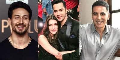 Kriti Sanon Opens Up About Reuniting With Co-Actors Tiger Shroff, Varun Dhawan And Akshay Kumar