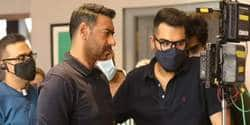 """Ajay Devgn On Success In OTT As A Producer: """"The Idea Is To Make Clean, Entertaining Content"""""""