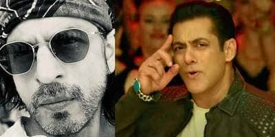 Shah Rukh Khan, Salman Khan Wishes 'Eid Mubarak' To Fans, Latter Thanks Them For Making 'Radhe' Record-Breaking