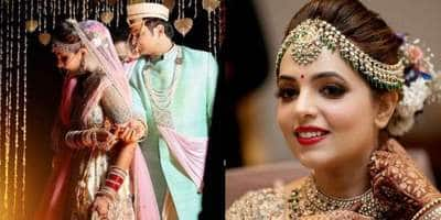 Sugandha Mishra Aka Mrs. Bhosale Shares New Pictures From Her Wedding With Sanket Bhosale