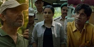 Sherni Trailer: Vidya Balan Has To Battle The Obstacles And Find Her Way Out Through The Dense Jungle, Just Like The Tigress; Watch