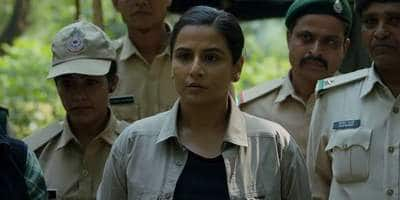 Sherni Review: Vidya Balan roars in this film about man-animal conflict