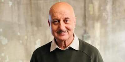 Anupam Kher was once rejected for a job as a radio announcer, was told, 'I touch your feet, please don't come to AIR Shimla again'