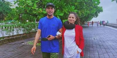 Ankita Lokhande steps out with boyfriend Vicky Jain says they're 'perfect together', Sushant Singh Rajput fans disagree