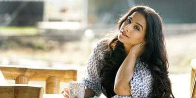 Vidya Balan opens up about dealing with failure; Says 'Embrace it because it brings you a lesson'