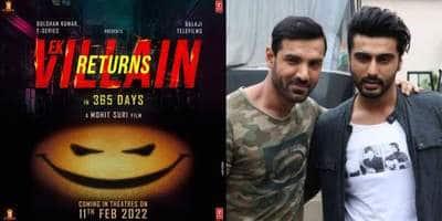 Ek Villain Returns: Arjun Kapoor talks about collaborating with John Abraham for the third time