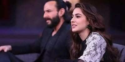 Saif Ali Khan was unhappy with Sara Ali Khan picking Kedarnath as her debut? Actress has this to say about it