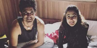 Sara Ali Khan credits late Sushant Singh Rajput for teaching her Hindi and acting while working on Kedarnath: 'I am so lucky'