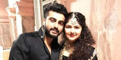 Arjun's Sister Anshula Returns Home From The Hospital; Father Boney Kapoor Confirms 'She's In Fine Health'