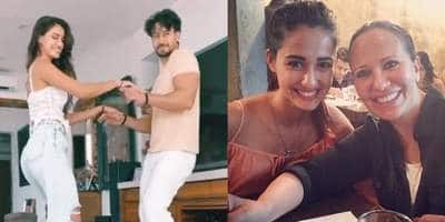 Tiger wishes Disha with a cute post; His mother Ayesha reveals which side of the birthday girl she loves most