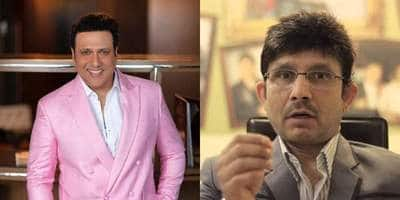 Govinda Reacts To Reports Of Him Supporting KRK Against Salman Khan, Has Issues Of His Own With The Critic