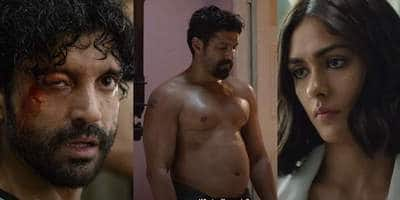 Toofaan Trailer: Farhan Akhtar transforms into Aziz Ali Boxer, promises a beautiful emotional journey; Watch