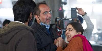 Sara Ali Khan talks about working with Aanand L Rai in Atrangi Re; Calls it her most exciting project after Kedarnath