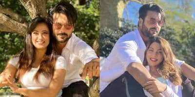 Khatron Ke Khiladi 11: Vishal Aditya Singh Poses With Shweta And Nikki For Pictures; Is He Still In The Game?