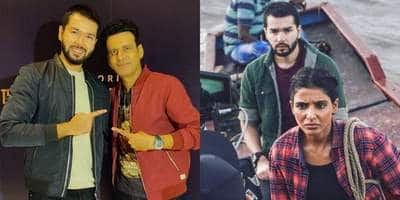 The Family Man 2: Shahab Ali calls Manoj Bajpayee 'god of acting'; Reveals he was intimidated by Samantha Akkineni