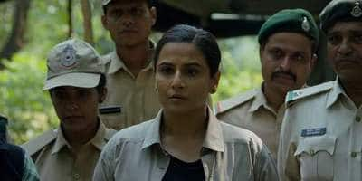 Sherni: Vidya Balan opens up about how she prepped to play a forest officer, says 'You don't have to be aggressive or be a man in a man's world'