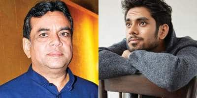 """Paresh Rawal says son Aditya Rawal doesn't need his recommendation in Bollywood: """"His work is fetching him work"""""""