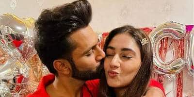 Rahul Vaidya- Disha Parmar's Sangeet dance routine goes viral, Bigg Boss contestant says he's yet to hand out invites