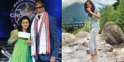 Deepa Sharma the Himachal landslide victim was once a contestant on KBC, had also visited Kagana's home in Manali