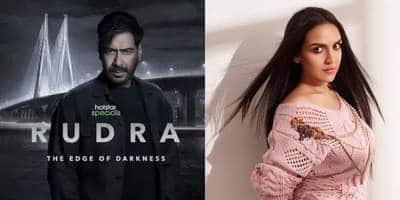Rudra: The Edge of Darkness- Ajay Devgn to reunite with Esha Deol Takhtani, actress says 'charged up for my digital debut'