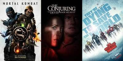 The Suicide Squad, Mortal Kombat & The Conjuring 3 to release in select theatres in India; See where & when you can watch them