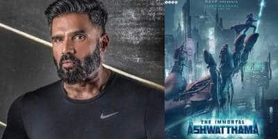 Ashwatthama: Suniel Shetty approached to play a pivotal role in the Vicky Kaushal- Sara Ali Khan starrer?