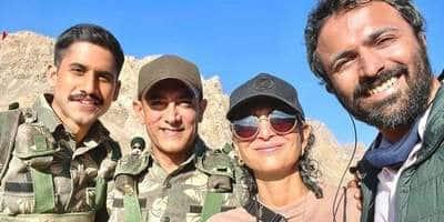 लाल सिंह चड्ढा: आमिर खान की टीम ने लद्दाख शूट में 'गंदगी फैलाने' के आरोपों को बताया गलत, जारी किया बयान!