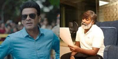 """Vijay Sethupathi confirms he's not a part of Family Man 3, says, """"Only doing Raj and DK's web series with Shahid Kapoor"""""""