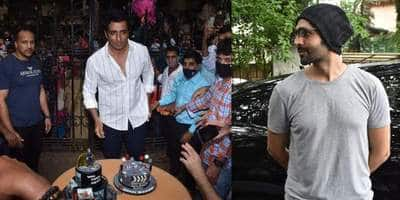 Spotted: Sonu Sood celebrates birthday with fans, Kartik Aaryan goes for a look test