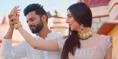 Rahul Vaidya- Disha Parmar Wedding: The countdown begins as friends of the couple come together, watch video of dance practice