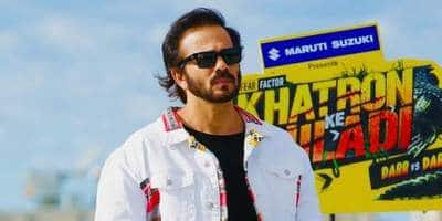 """Rohit Shetty on Khatron Ke Khiladi: """"I was scared whether people would accept me or not as the host of such a big show"""""""