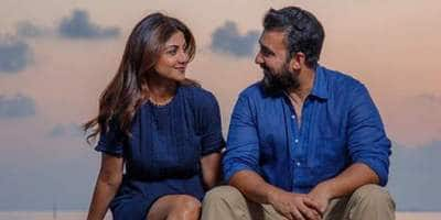 Raj Kundra Case: Shilpa Shetty cried and argued with her husband as the Crime Branch raided their home
