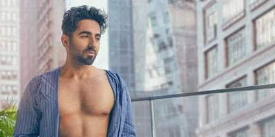 """Ayushmann Khurrana's backup plan if he failed at acting: """"I could sing at birthdays, I'd dance, I'd entertain people somehow"""""""