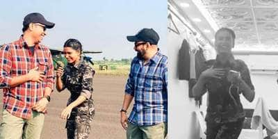 The Family Man 2 star Samantha Akkineni reveals how she prepped for Raji's role with a hilarious video