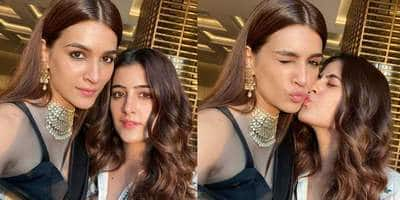 Kriti Sanon's sister Nupur lauds the actress for her phenomenal performance in Mimi; pens a soul-stirring note