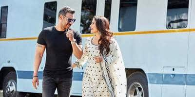 Ajay Devgn says wife Kajol has been making him smile 'for the longest time', hopes to make her birthday as special as she is