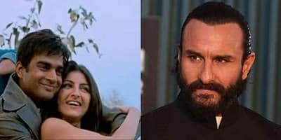 R Madhavan reveals he was Soha Ali Khan's first on-screen kiss and he couldn't stop thinking about Saif Ali Khan's reaction