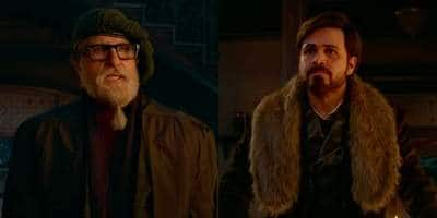 Chehre Movie Review: The Amitabh Bachchan & Emraan Hashmi starrer is not flawless, but definitely worth the watch