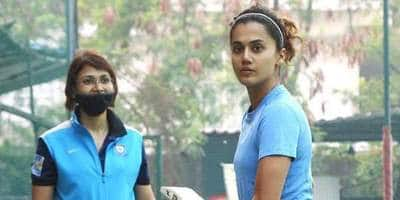 Shabaash Mithu: Taapsee Pannu ready to bat from September?