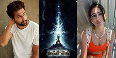 The Immortal Ashwatthama shelved, team suffers Rs 30 crore loss; Vicky Kaushal, Sara Ali Khan look for new projects
