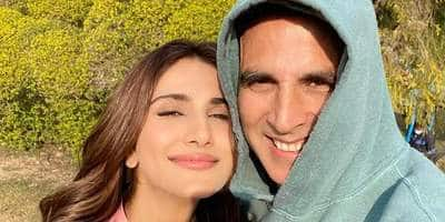 Bell Bottom star Vaani Kapoor reveals her father's reaction to her working with Akshay Kumar