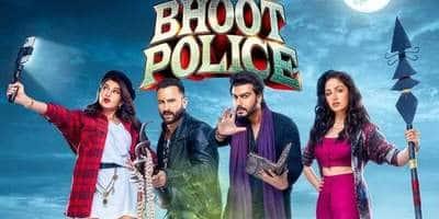 Bhoot Police review: Saif Ali Khan and Arjun Kapoor's bhootiyapa is fun but lacks horror