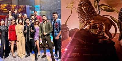 Arjun Bijlani wins Khatron Ke Khiladi 11, celebrates with co-contestants and friends at home; See pictures and videos