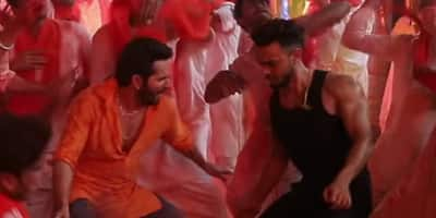"""Aayush Sharma on Antim's Vighnaharta song: """"For Varun to do a song for me was very sweet of him"""""""