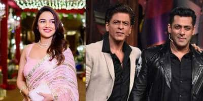 Jasmin Bhasin would like to share the silver screen with Salman, Shah Rukh; reveals which genre she doesn't enjoy